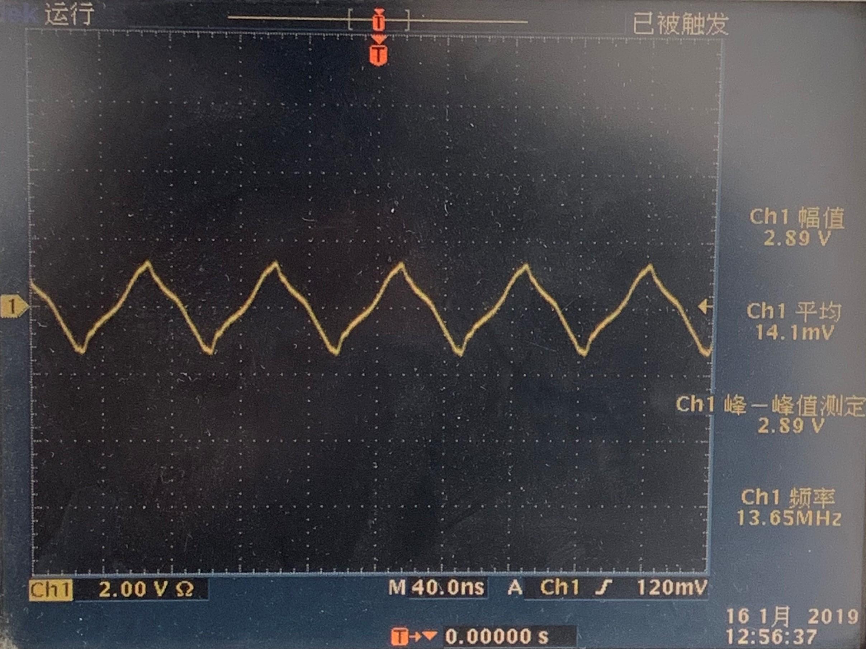 RX異常波形